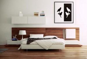 חדר שינה בעיצוב אישי